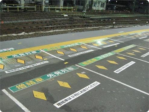 金沢文庫駅のホーム