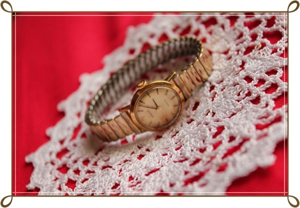 たいせつな腕時計