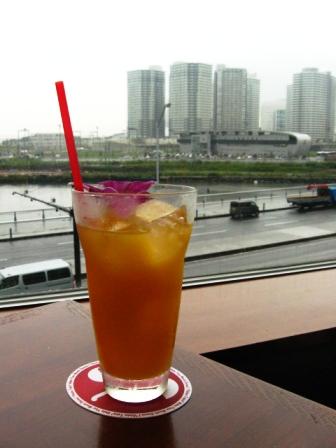 横浜でお茶