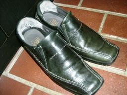 おNEWの靴